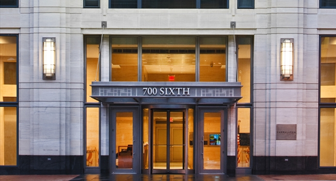 LEED Platinum 700 Sixth Street